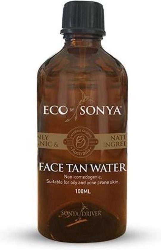 Eco by Sonya - Face Tan Water - 100 ml - Zelfbruiner