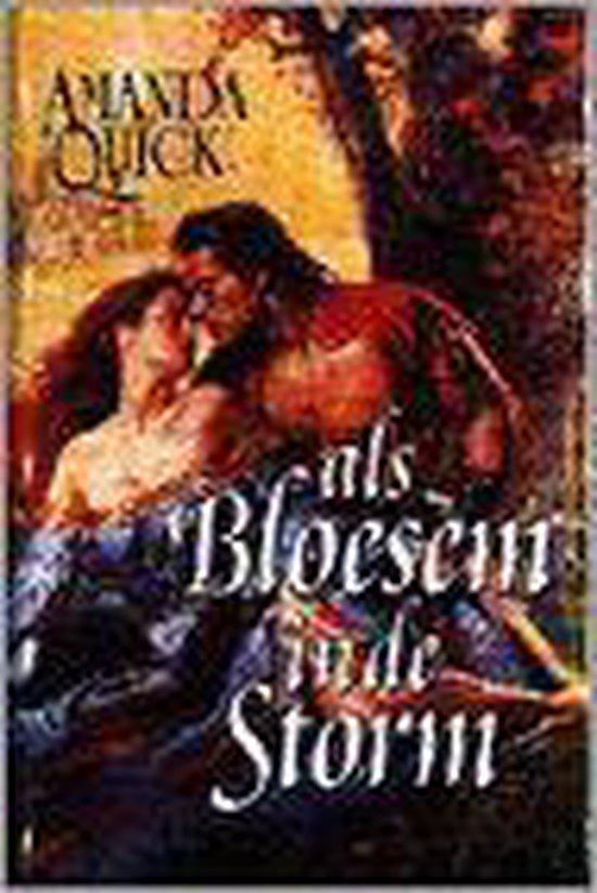 Als bloesem in de storm - Amanda Stevens |