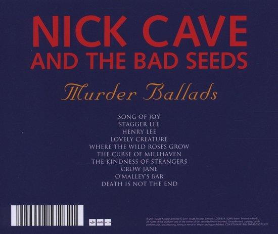 Murder Ballads (2011 - Remaster) - Nick Cave & The Bad Seeds
