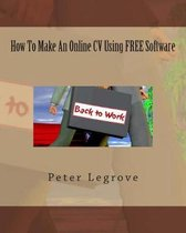 How To Make An Online CV Using FREE Software