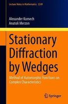 Stationary Diffraction by Wedges
