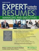 Expert Resumes & LinkedIn Profiles for Managers and Executives