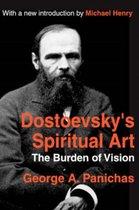 Dostoevsky's Spiritual Art