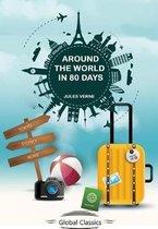 Around the World In 80 days (Global Classics)