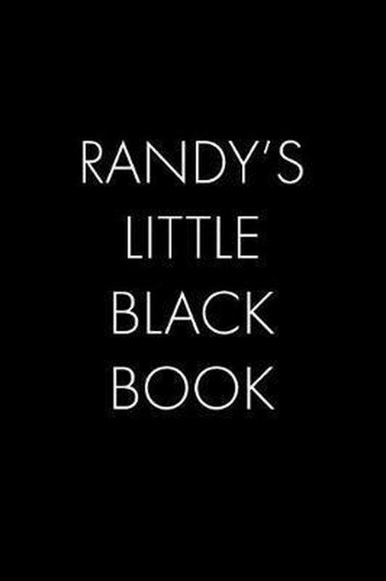 Randy's Little Black Book