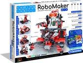 Clementoni - Wetenschap & Spel - RoboMaker Pro  - STEM, speelgoedrobot