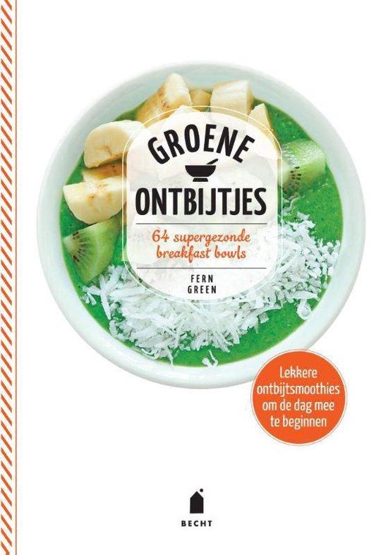 Super groen - Groene ontbijtjes - Fern green  