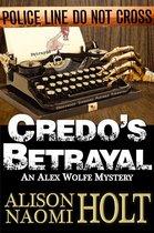Omslag Credo's Betrayal