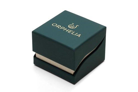 Orphelia RD-3928/RU/52 - Ring - Goud 18 kt - Diamant 0.14 ct / Robijn 0.43 ct - 16.50 mm / maat 52