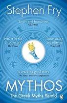 Boek cover Mythos van Stephen Fry (Onbekend)
