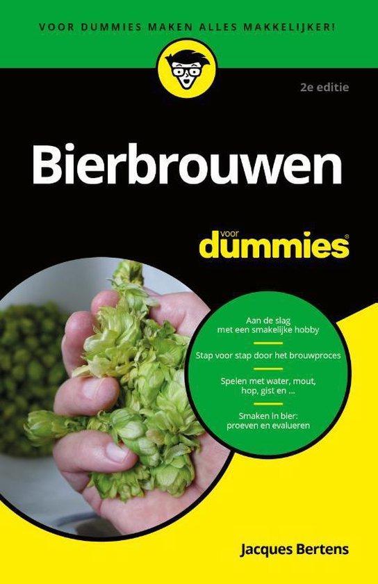 Bierbrouwen voor Dummies, 2e editie, pocketeditie