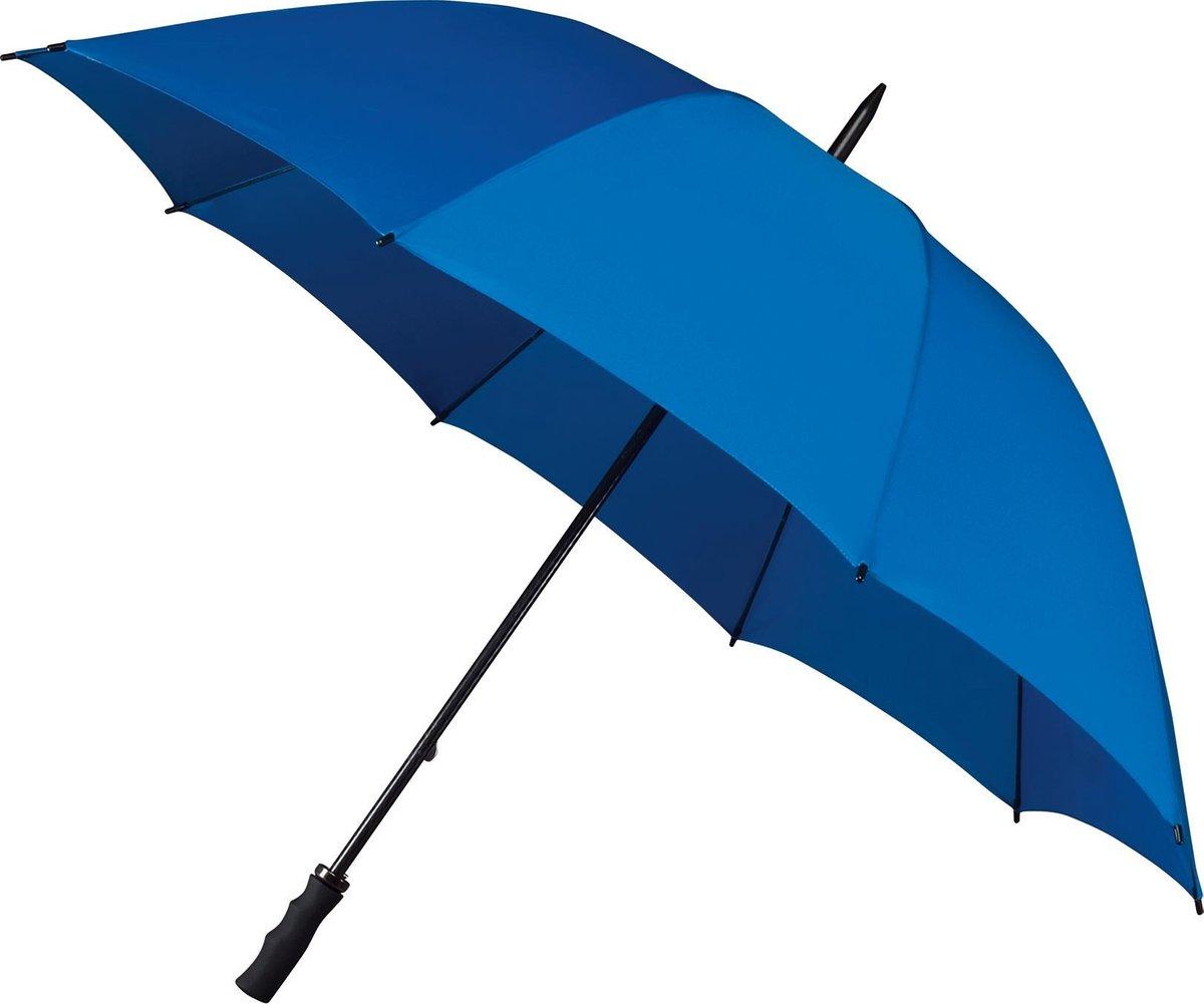 Falcone Extra Strong Paraplu - Ø 130 cm - Kobaltblauw