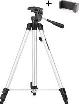 Universeel Camerastatief 134CM -  Voor de Sony / Canon / Nikon Camera