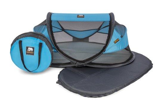 Deryan Baby Luxe Campingbedje - Blauw - 2020