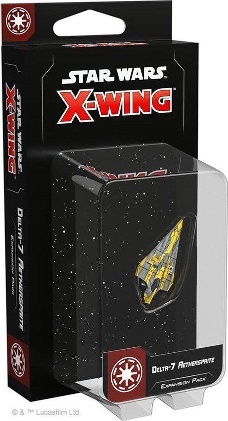 Afbeelding van het spel Star Wars X-wing 2.0 Delta-7 Aethersprite