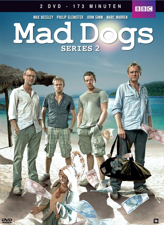 Mad Dogs - Serie 2