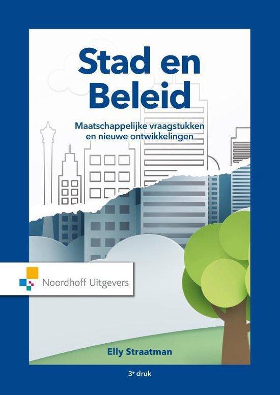 Stad en Beleid - Elly Straatman |