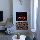 Classicflame Valencia 3D – elektrische haard LED