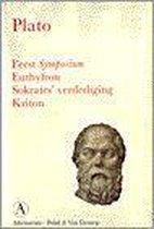 Baskerville  - Feest (symposium) ; euthyfron ; sokrates' verdediging ; kriton ; faidon