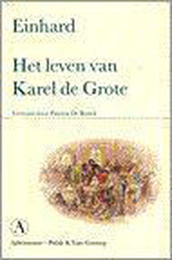 Baskerville- Het leven van Karel de grote - Einhart pdf epub