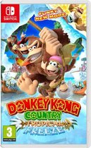 Donkey Kong Country Tropical Freeze - Nintendo Switch Game