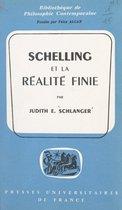 Schelling et la réalité finie