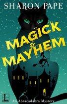 Omslag Magick & Mayhem