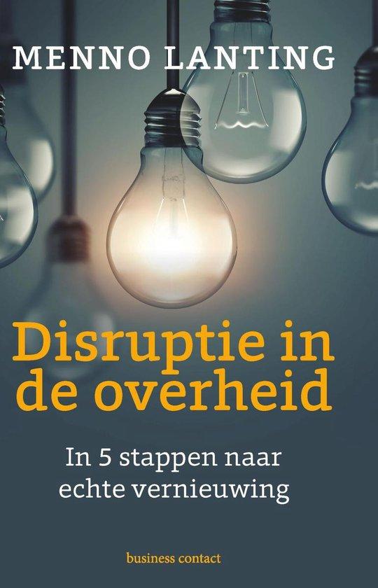 Disruptie in de overheid - Menno Lanting |