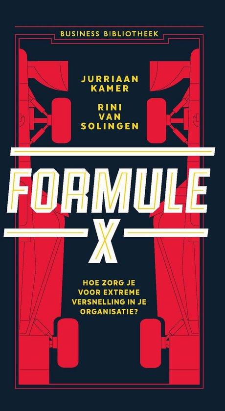 Formule X - Jurriaan Kamer | Fthsonline.com