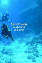 Travel Friendly Scuba Dive Log Book