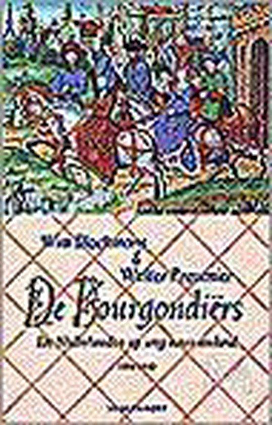 Boek cover De bourgondiërs van Wim Blockmans (Paperback)