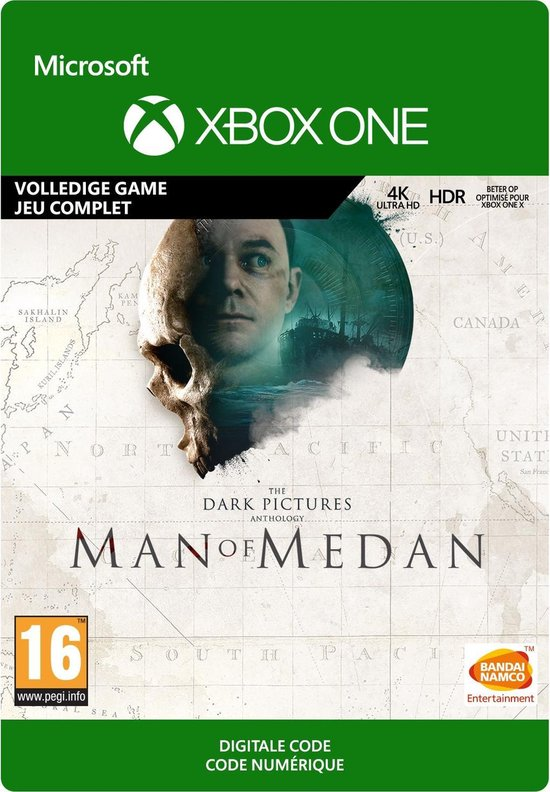 The Dark Pictures Anthology: Man of Medan – Xbox One Download