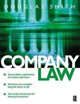 Boek cover Company Law van Douglas Smith