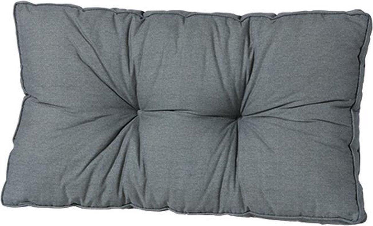 Madison florance rugkussen Basic 60x43 cm grijs online kopen