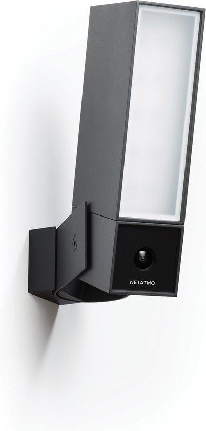 Netatmo Presence - Outdoor IP-scamera - Zwart