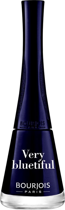 Bourjois 1 Seconde nagellak - 02 Very Bluetiful