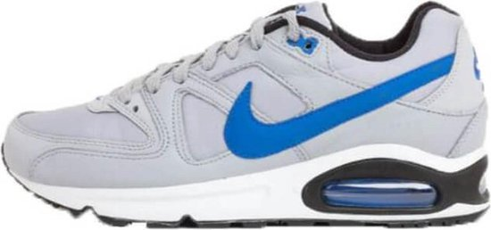Nike Air Max Command Sneakers Heren - grijs/blauw - Maat 40.5
