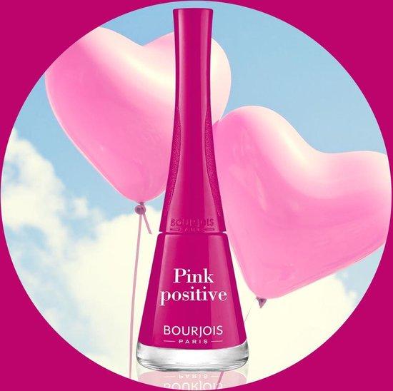 Bourjois 1 Seconde nagellak - 12 Pink Positive