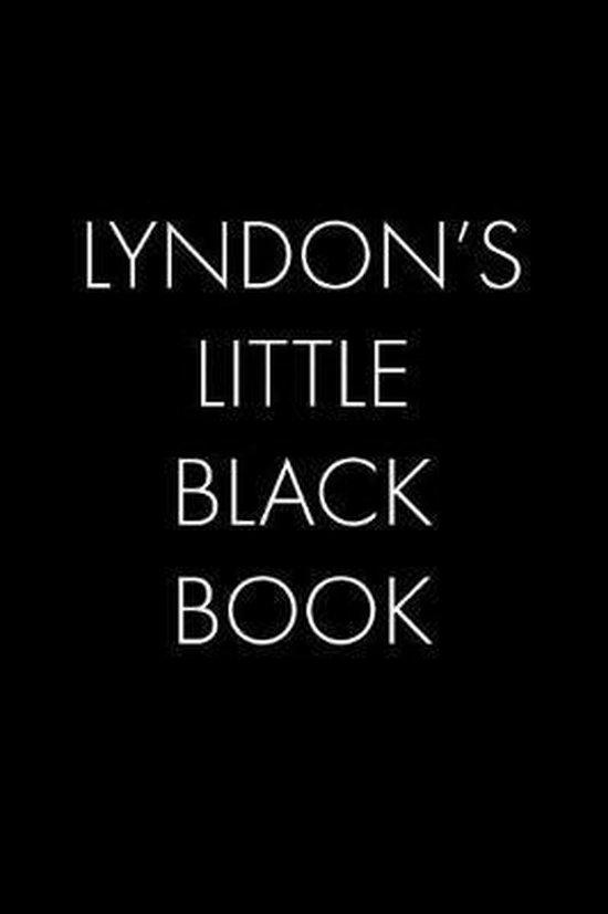 Lyndon's Little Black Book
