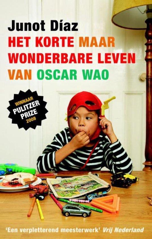 Het korte maar wonderbare leven van Oscar WAO - Junot Diaz |