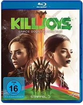 Killjoys - Space Bounty Hunters Season 3 (Blu-ray)
