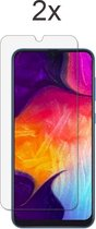 Samsung A50 Screenprotector Glas - Samsung A30S Screenprotector Glas - 2x Samsung A50S Screen Protector Glas - Samsung Galaxy A50/A50S/A30S Screen Protector Glas