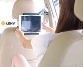 Universele Tablet Houder Auto Hoofdsteun voor Smartphone, iPad Air 2 Mini, Tablet 5 t/m 11 inch