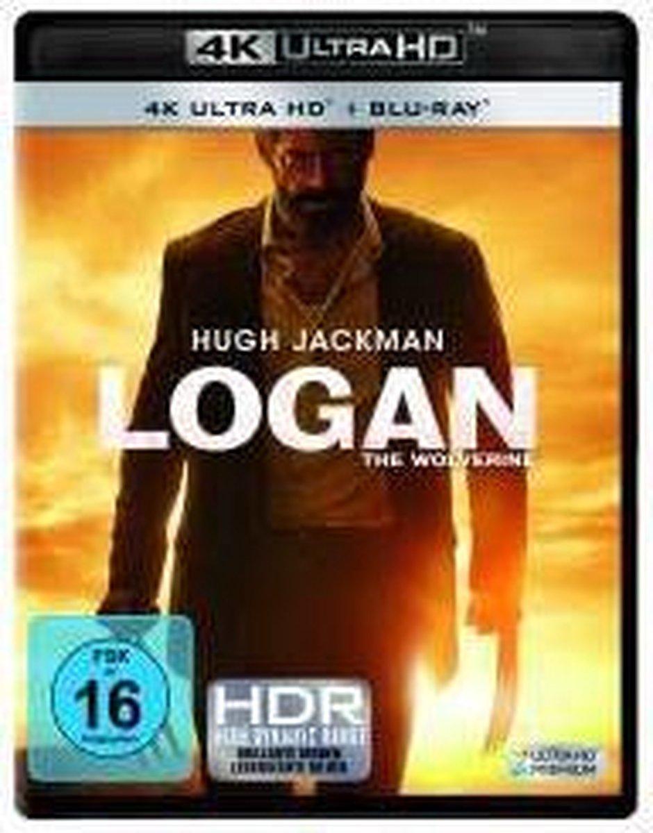 Logan - The Wolverine (Ultra HD Blu-ray & Blu-ray)-