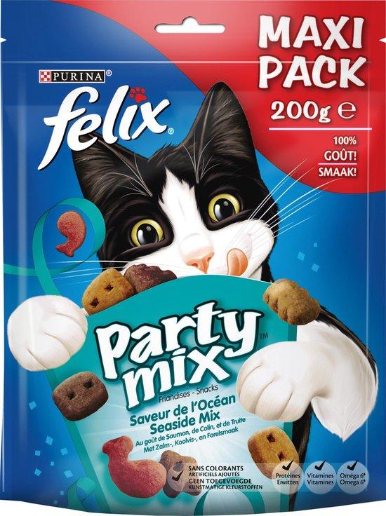 Felix Party Mix - Kattensnacks Seaside Mix