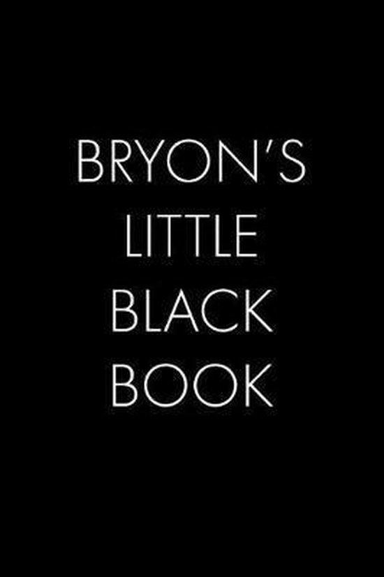 Bryon's Little Black Book