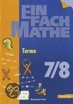 EinFach Mathe. Terme