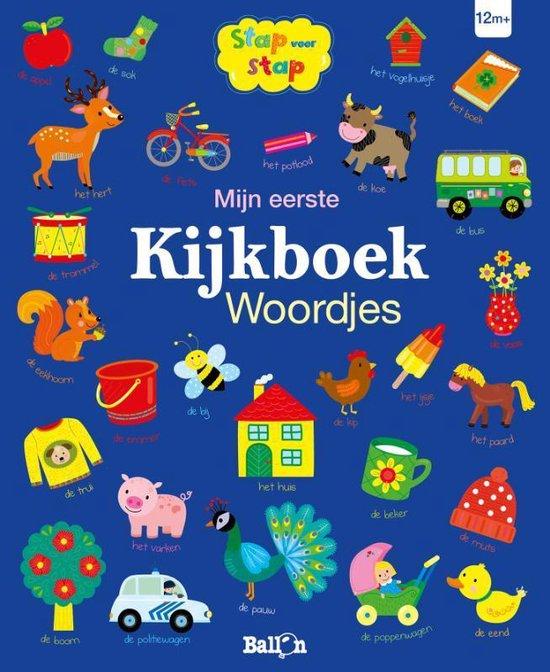 Mijn eerste kijkboek - Mijn eerste kijkboek |