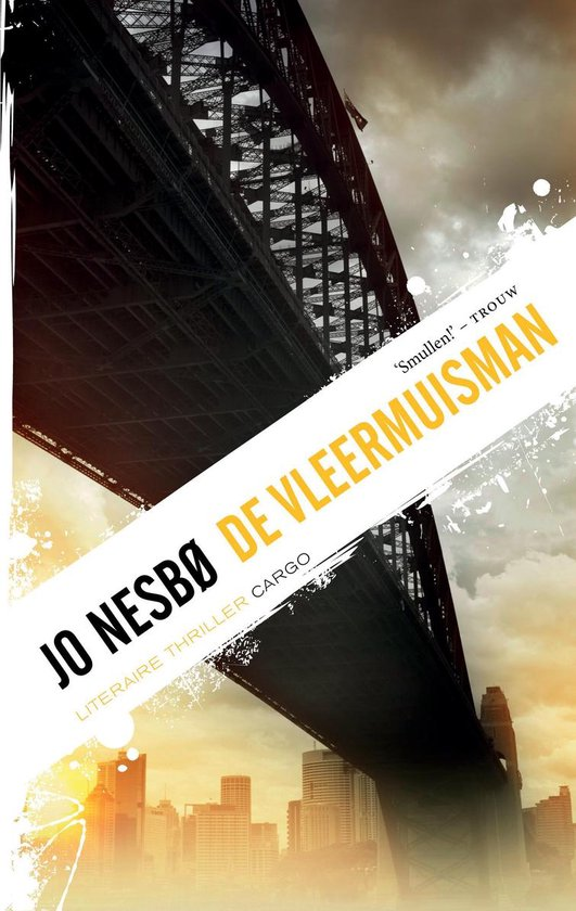 Harry Hole 1 - De vleermuisman