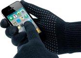 Avanca Touchscreen Handschoenen - Smartphone Handschoenen - One Size - Full Grip/Zwart